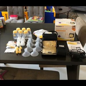 Medela Pump In Style Advanced & accessories & More